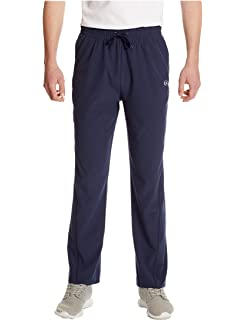 ZSHOW Homme Pantalon de Sport en Coton Souple Yoga Pyjama Super Soft ... a5989f1aed5