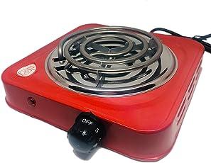 Paide Elektrische Kochplatte für Shisha Wasserpfeife, 1.000W