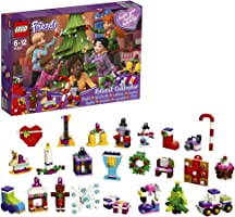 LEGO Friends - Le calendrier de l'Avent LEGO Friends  - 41353 - Jeu de Construction