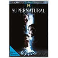 Supernatural - Die komplette vierzehnte Staffel [5 DVDs]