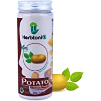 HerbtoniQ 100% Natural Potato Powder For Face Pack (Solanum Tuberosum) 200g