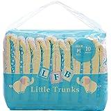 LittleForBig Bedrukte Luiers voor volwassenen babyluierliefhebbers ABDL 10 stuks-Little Trunks M