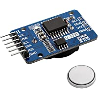 AZDelivery Real Time Clock RTC DS3231 I2C Echtzeituhr kompatibel mit Arduino inklusive E-Book!