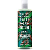 Faith in Nature Natural Aloe Vera Conditioner, 400ml