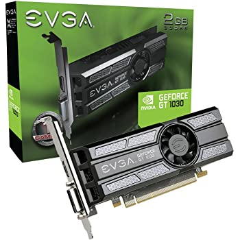Zotac zt-p10300 a-10l NVIDIA GeForce GT 1030 2 GB GDDR5 DVI ...