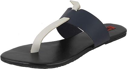 1 WALK Comfortable Fashion Slippers for Women/Girls -Fancy Home & Party Wear/Casual Footwear
