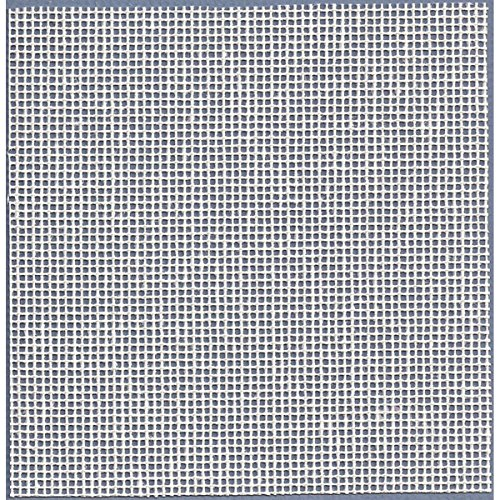 M C G Textiles 36 x 102 cm 14-count Mesh Nadel Point Interlock Leinwand, weiß (Nadel Aus Interlock)