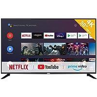 RCA RS50U2 Smart TV (50 Pouces 4K Android TV avec Google Assistant, Google Play Store, Prime Video, Netflix) HDMI, USB…