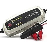 CTEK MXS 5.0, Chargeur De Batterie 12V 5A, Compensation De Température Intégrée, Chargeur De Batterie Voiture Et Moto, Charge