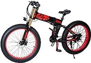 Aest Fat E Folding Bike
