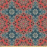 ABAKUHAUS Mandala Stoff als Meterware, Arabische Kultur