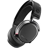 SteelSeries Arctis Pro Wireless - Gaming Headset - Hi-Res Speaker Drivers - Dual Wireless (2.4G & Bluetooth) - Dual Battery System