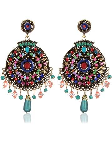afbff8839dee6 Earrings: Buy Earrings online at best prices in India - Amazon.in