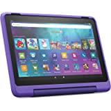 Neu: das Fire HD 10 Kids Pro-Tablet | Ab dem Grundschulalter | 25,6 cm (10,1 Zoll) großer Full-HD-Bildschirm (1080p), 32 GB,