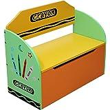 Bebe Style Spielzeug-Aufbewahrungsbox und Sitzbank für Kinder aus Holz