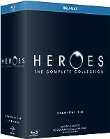 Heroes - Stagioni 1-4 (17 [Italia]