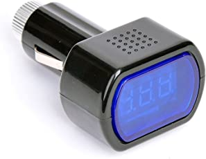 Romote 1 STÜCK Fahrzeug Auto 12 V 24 V Spannung Tester für Batterie Monitor Meter Tester