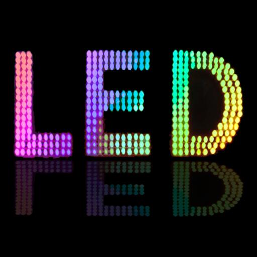 Smart LED-Anzeige