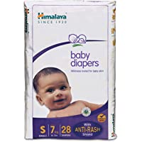 Himalaya Baby Small Size Diapers (28 Count)