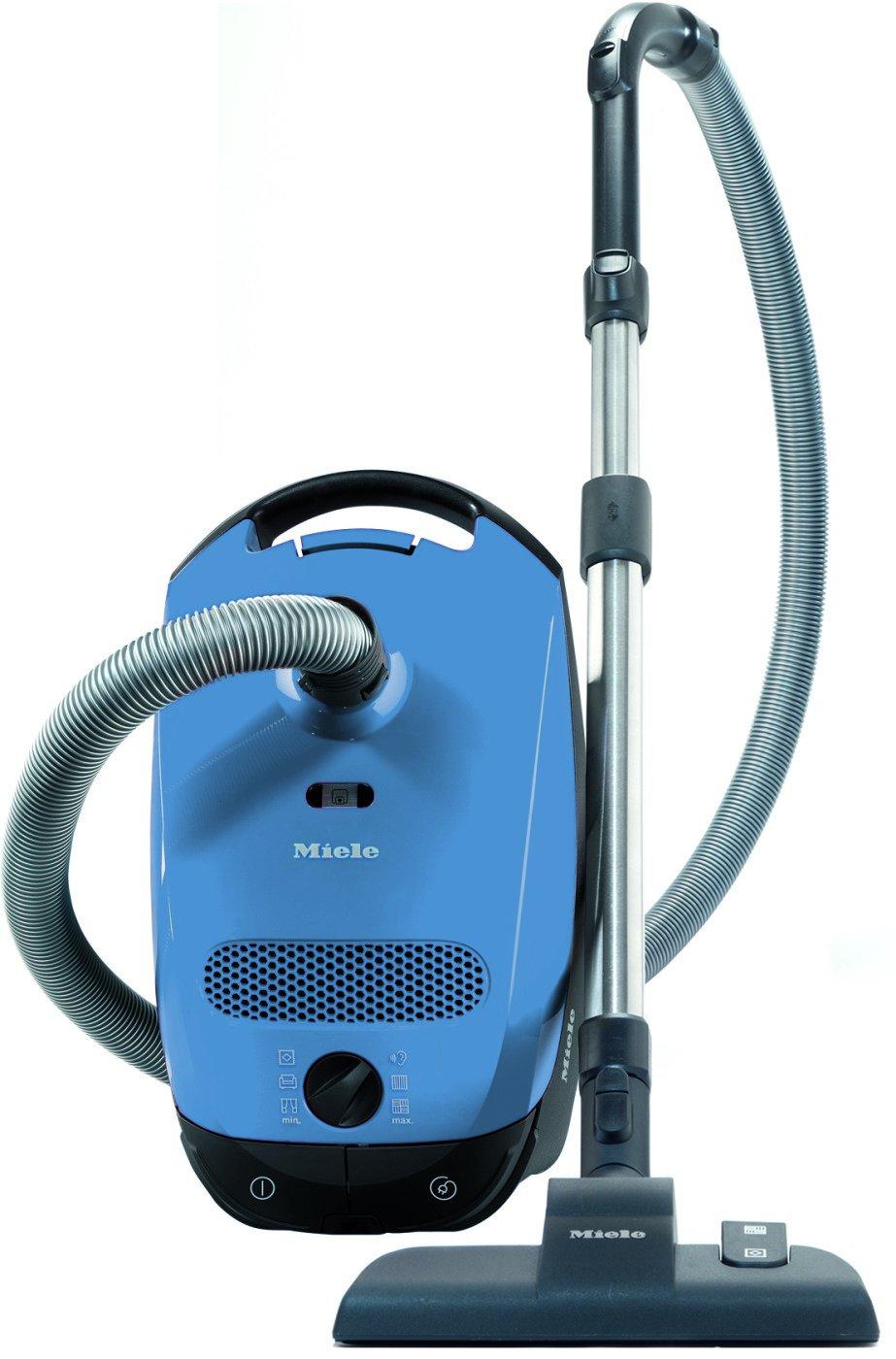 Miele 10652940 Classic C1 Ecoline – SBAP3 Staubsauger, 4.5 liters, blau