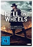 Hell On Wheels - Staffel 5 [4 DVDs]