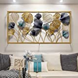 ARCADIA™ Metal Wall Art Iron Wall Hanging Home Decoration Perfect for Living Room/Hotel/Restaurant/Bedroom/Drawing Room (Colo