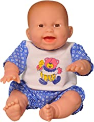 Toyshine 9 Inches Baby Boy Toy For Kids (Assorted)