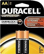 Duracell AA Alkaline Batteries 1.5v MN1500