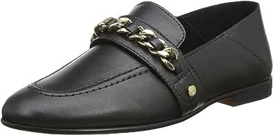 Tommy Hilfiger Chain Detail Loafer, Mocassini Donna