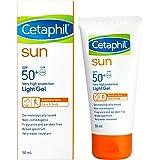 Cetaphil Sun SPF 50 Very High Protection Light Gel, 50 ml