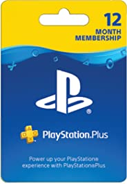 Sony PlayStation Plus: 12 Month Membership (Indian PSN account)