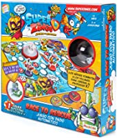 SuperZings- Professor K Juego de Mesa – Race to Rescue-Castellano (CEF21651), (Cefa Toys 21651)