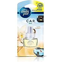 Ambi Pur Vanilla Bouquet Car Air Freshener Refill (7.5 ml)