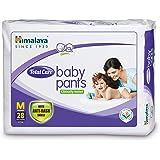 Himalaya Total Care Baby Pants, Medium, 28 Count