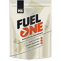 MuscleBlaze Fuel One Whey Protein,24 gm Protein, 5.3 gm BCAA, 4.2 gm Glutamic Acid (Litchi, 1 Kg)