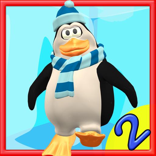Penguin Race 2 -