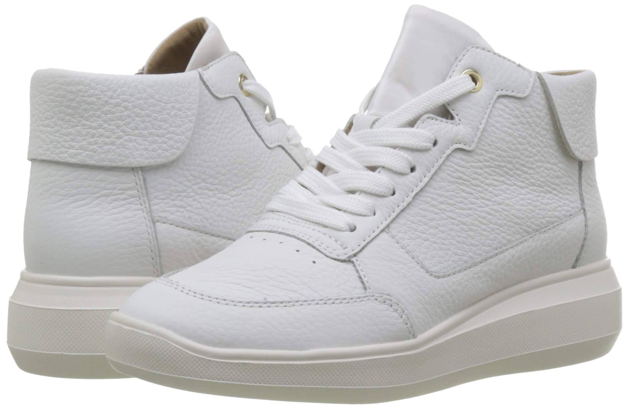 Geox Damen D Rubidia B Hohe Sneaker 5