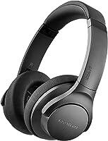 Soundcore Life Q20, Cuffie Over-Ear di Anker, Cancellazione Attiva del Rumore, Audio Hi-Res, Bluetooth 5.0, 30 Ore di...