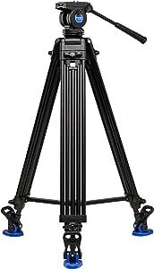 Benro Mach3 9x Cf Series 2 Einbeinstativ 4 Segmente Kamera