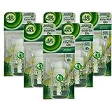 Air Wick Pack van 6 elektrische diffuser navullingen - witte bloemen, 19 ml