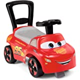 Smoby 720523 - Cars 3 Auto Loopwagen, Rood