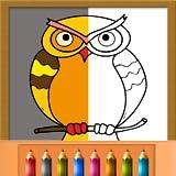 Livre de coloriage Griffonnage Couleur et tirage - Esquissez différentes formes et amusez-vous avec les couleurs!