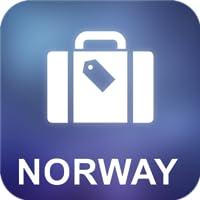 Norwegen Offline Map