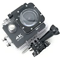 tempo di saldi Action Camera Ultra HD 4K Wi-fi 16 Mpx Con Telecomando Video Sport Impermeabile