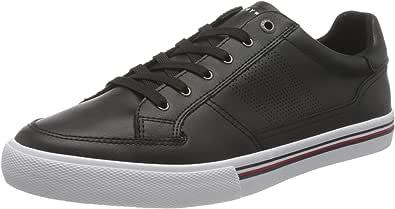 Tommy Hilfiger Herren Core Corporate Leather Sneaker