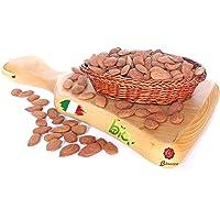 Mandorle sgusciate 1 kg italiane intere bio biologiche naturali secche essiccazione al sole per cucina dispensa dolci…