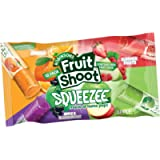 Fruit Shoot No Added Sugar Squeezy Ice Pops 540ml (Pack of 18 x 30ml)