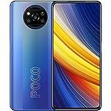 "POCO X3 Pro, Smartphone 8+256 GB, 6,67"" 120 Hz FHD+ DotDisplay, Snapdragon 860, cámara cuádruple de 48 MP, 5160 mAh, Azul Esc"