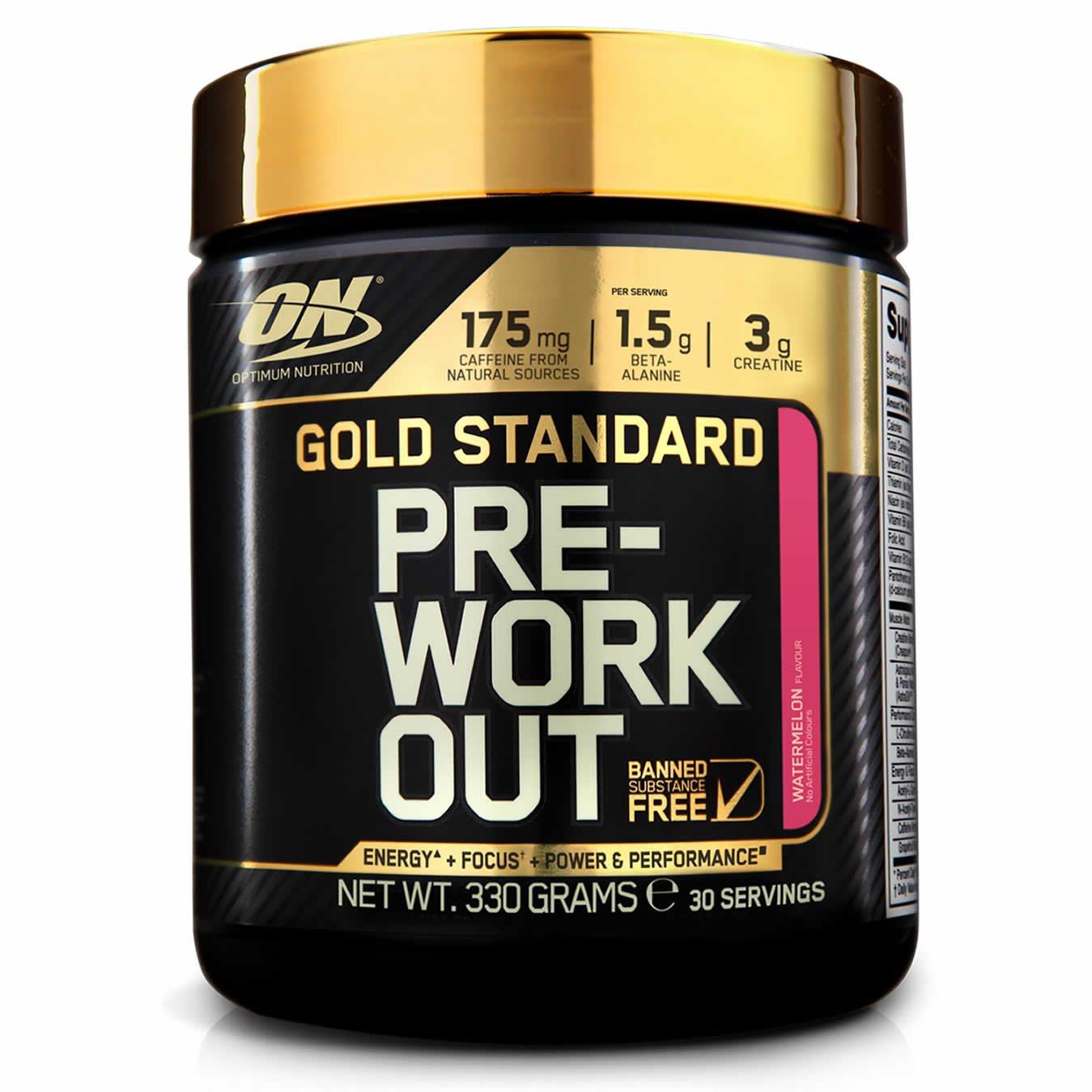 bd9e0390a Optimum Nutrition Gold Standard Pre-Workout Supplement – My Protein ...