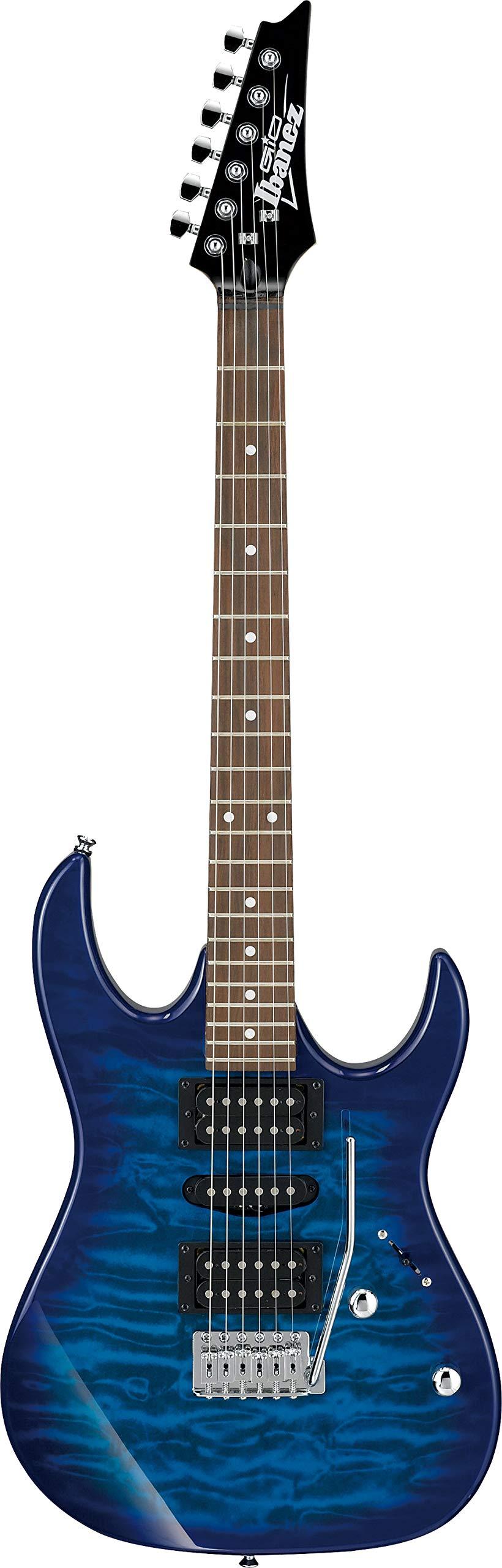 Chitarra elettrica Ibanez grx70qa-tbb Gio